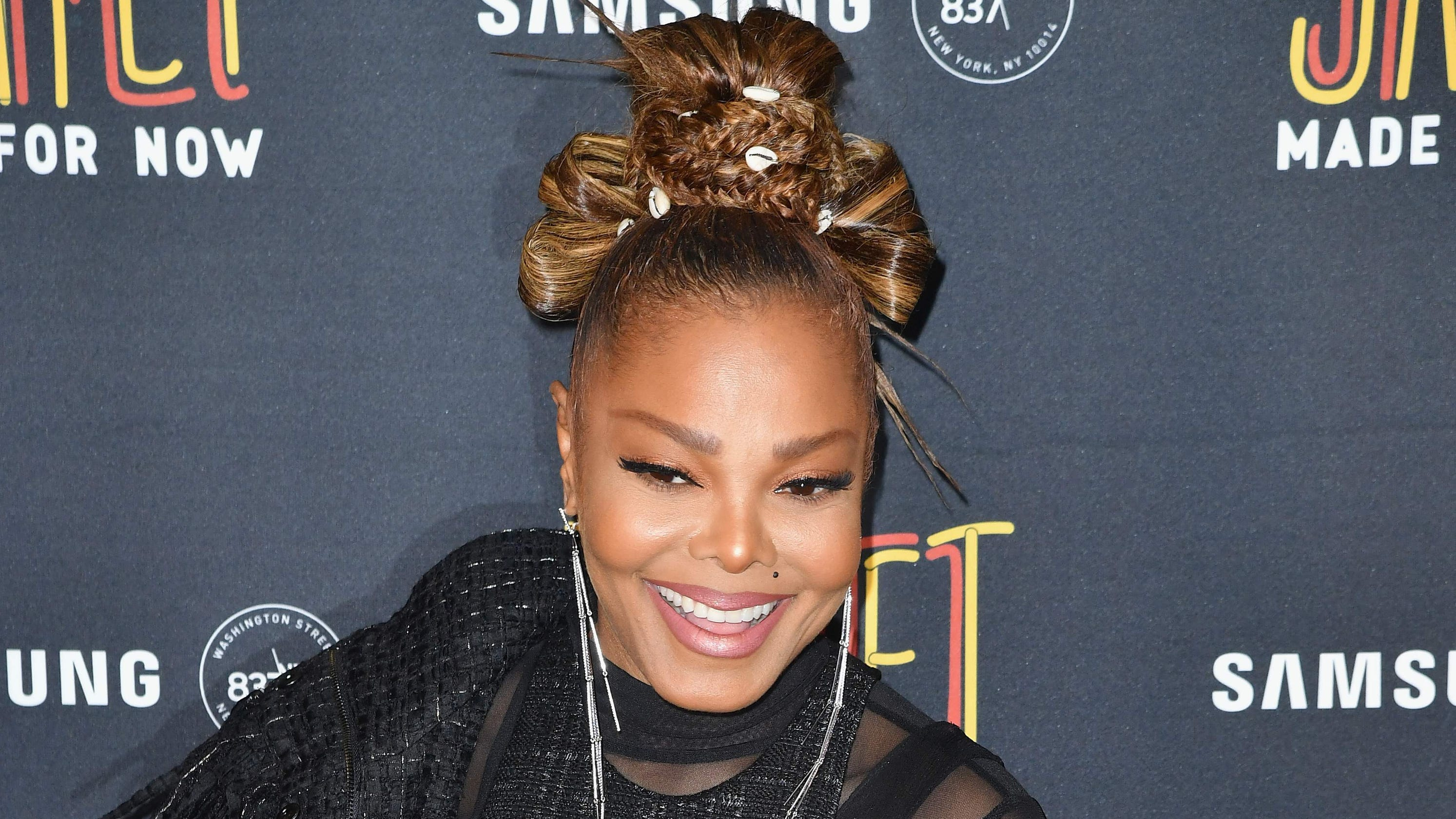 Janet Jackson's Las Vegas residency to kick off in May