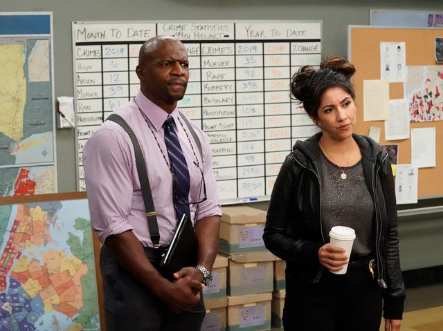 Brooklyn Nine-Nine addresses #MeToo with office sexual misconduct case