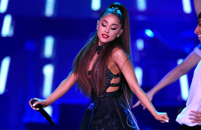 Ariana Grande surpasses Selena Gomez as the most followed woman on Instagram with 146.3 million at the time of press.