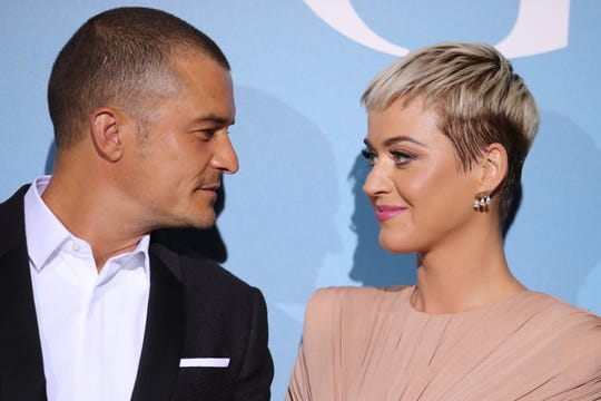 Katy Perry and Orlando Bloom are engaged.