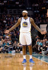 What I'm Hearing: HoopsHype's Alex Kennedy spoke with a coach in the Western Conference who shared his feelings on how DeMarcus Cousins has affected the reigning champions.