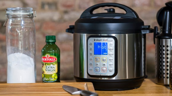 These deals on the popular DUO60 and the new Smart WiFi Instant Pot (pictured above) are the perfect time to try pressure cooking.