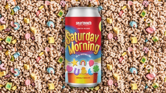 Smartmouth Brewing Company has a new limited-edition IPA made with marshmallows.
