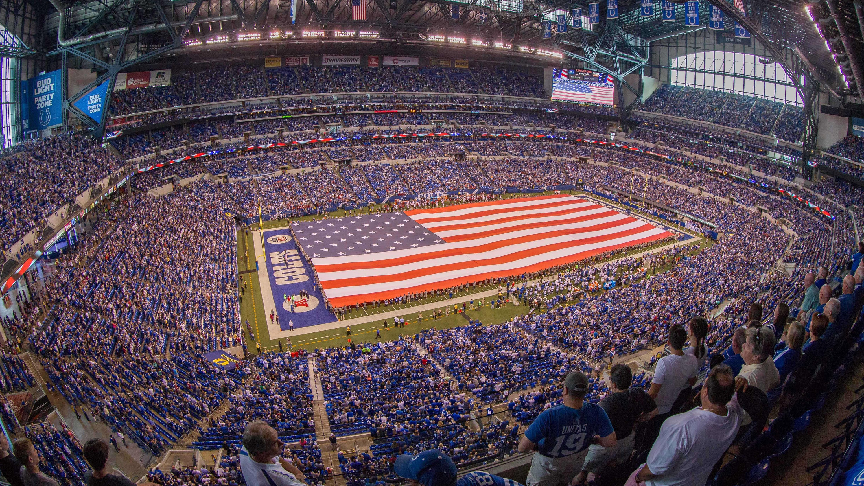 Things we'd change in sports: It's time to stop playing national anthem at sporting events