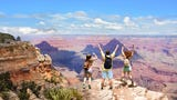 Take a walk back in time at Grand Canyon National Park.
