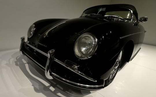 This isn't the 1958 Porsche in question, but it probably looks a lot like this.