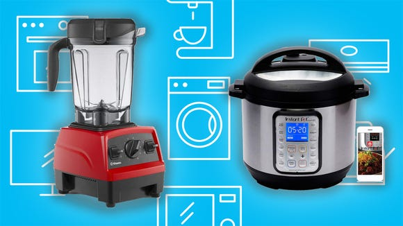 Tuesday brings deals on blenders, Instant Pots, portable chargers, and more.