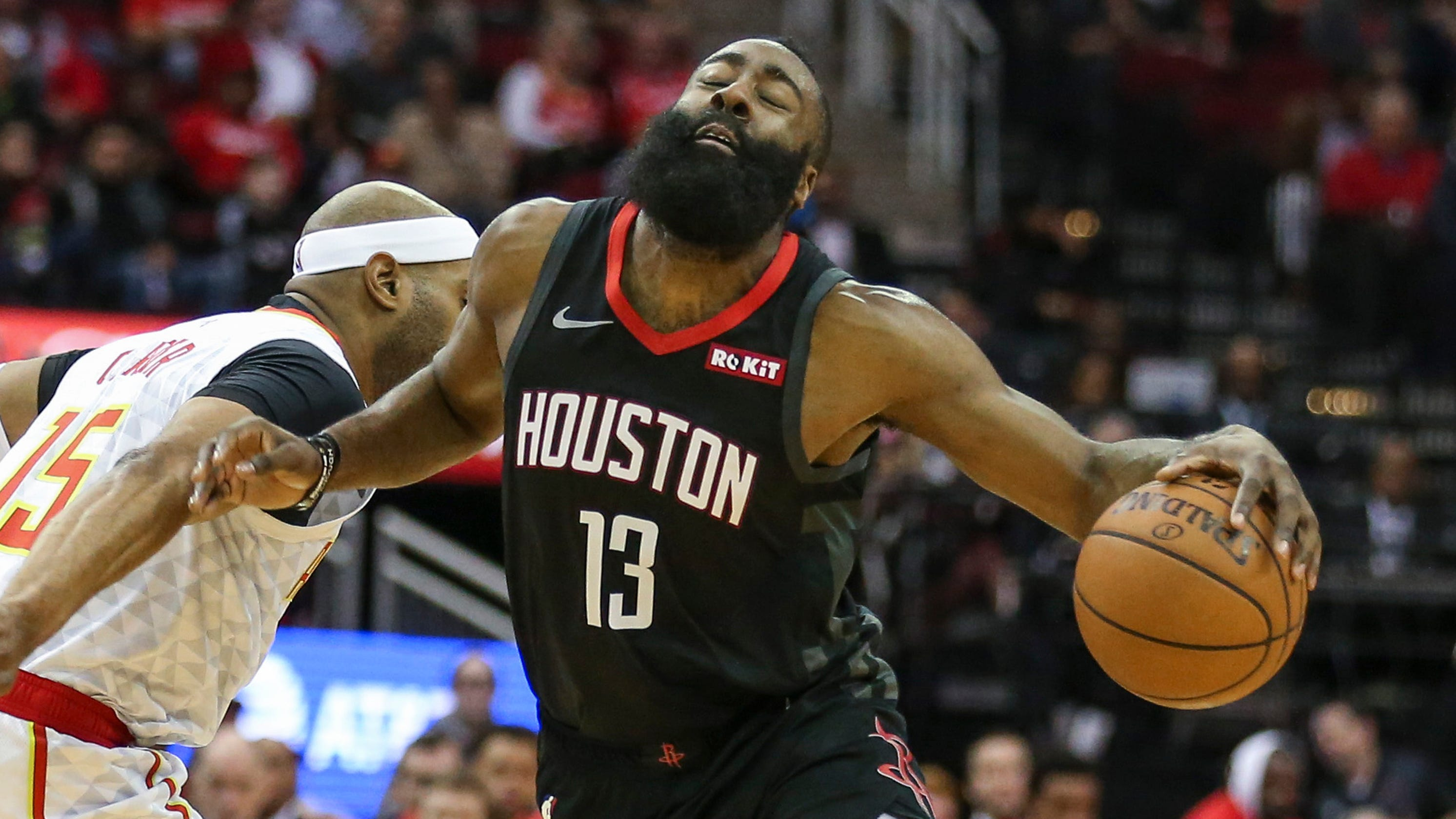 0820ece698ad James Harden s 30-point streak ends at 32 games