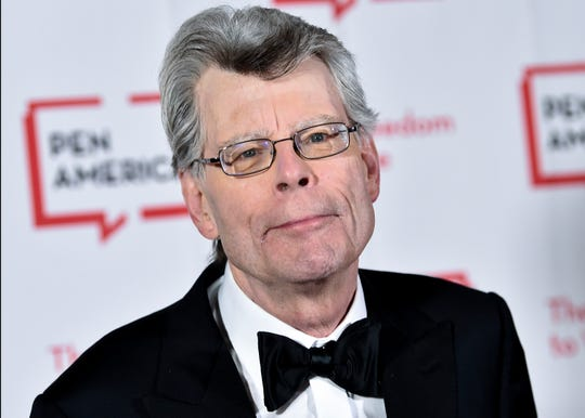 Stephen King attends the 2018 PEN Literary Gala on May 22, 2018 in New York.