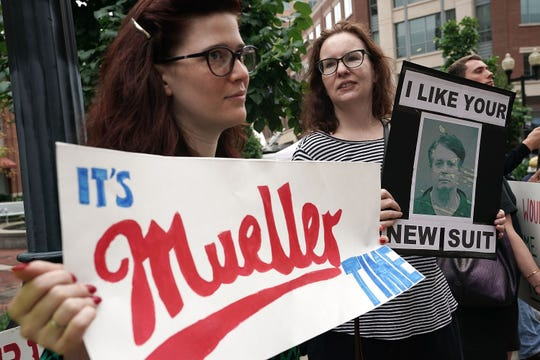 When Mueller files, free the taxpayer-funded report