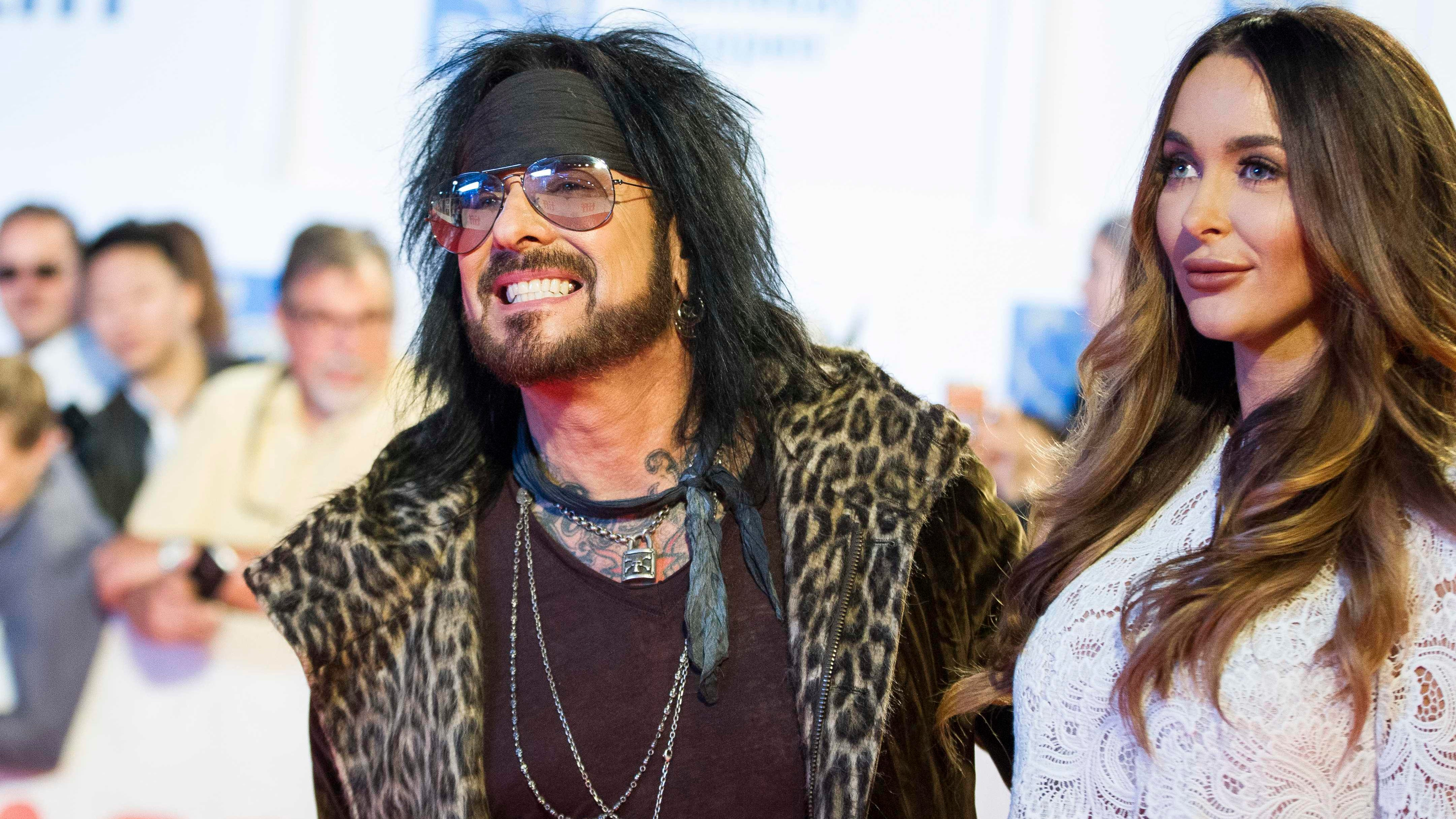 Nikki Sixx talks about having a baby at 60, post-vasectomy: 'I missed being a dad'