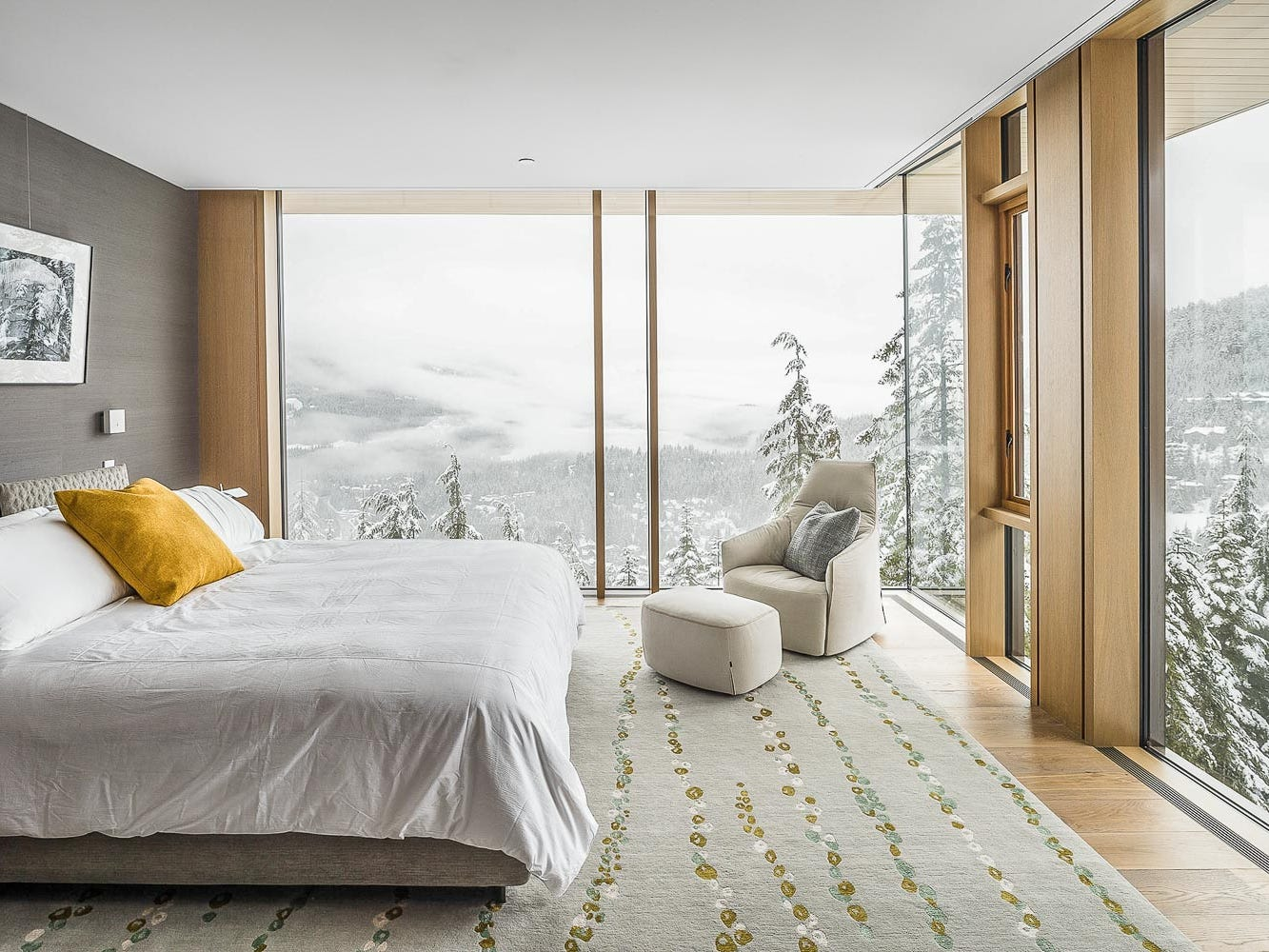 For more information: https://www.luxuryretreats.com/vacation-rentals/canada/whistler-bc/whistler/serenity-estate-123031