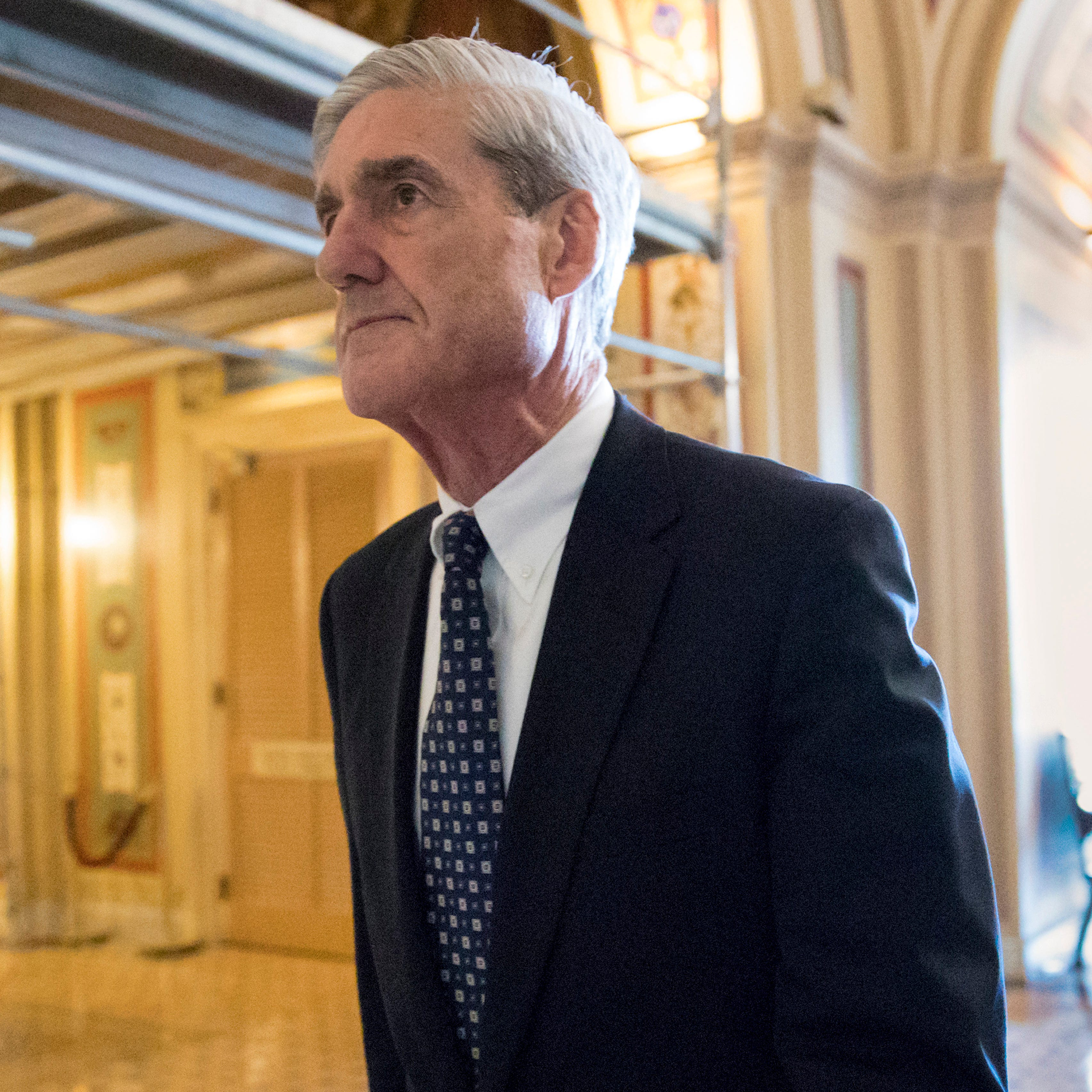 Special counsel Robert Mueller