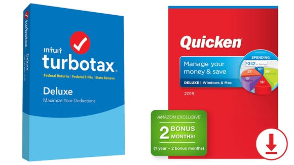 This bundle deal is perfect to get your taxes done early and stay financially wise all year.