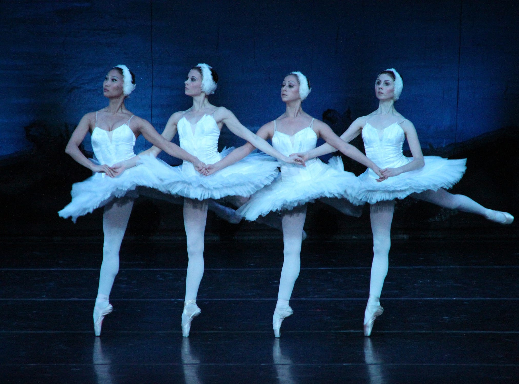 """You've taken the kids to see """"The Nutcracker?"""" Now they're ready for """"Swan Lake."""""""