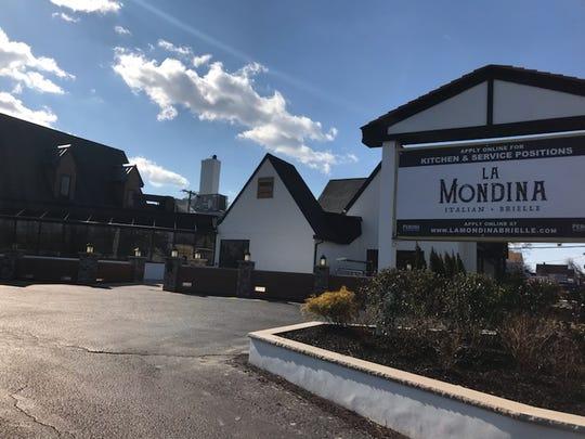 Italian restaurant La Mondina will open in the space previously occupied by Rella's Italian Tavern in Brielle.