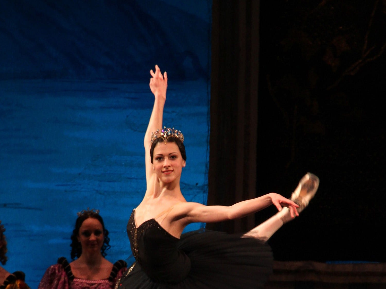 """The black swan in """"Swan Lake"""" provides a note of drama in this cherished ballet."""
