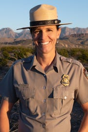 Lisa Hendy is the new chief ranger of Great Smoky Mountains National Park.