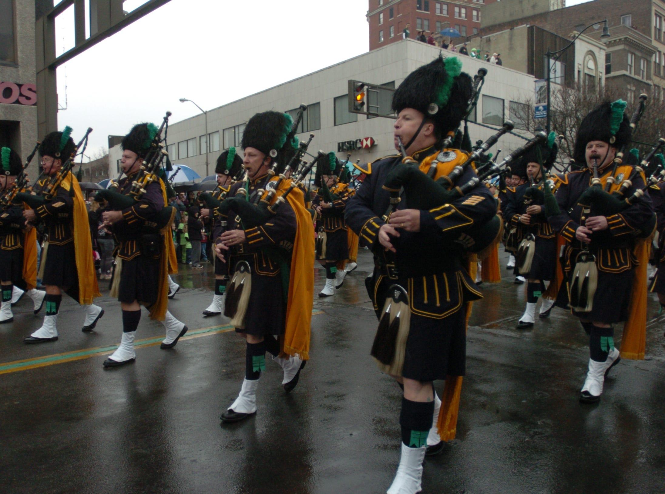 2009: St. Patrick's Day Parade