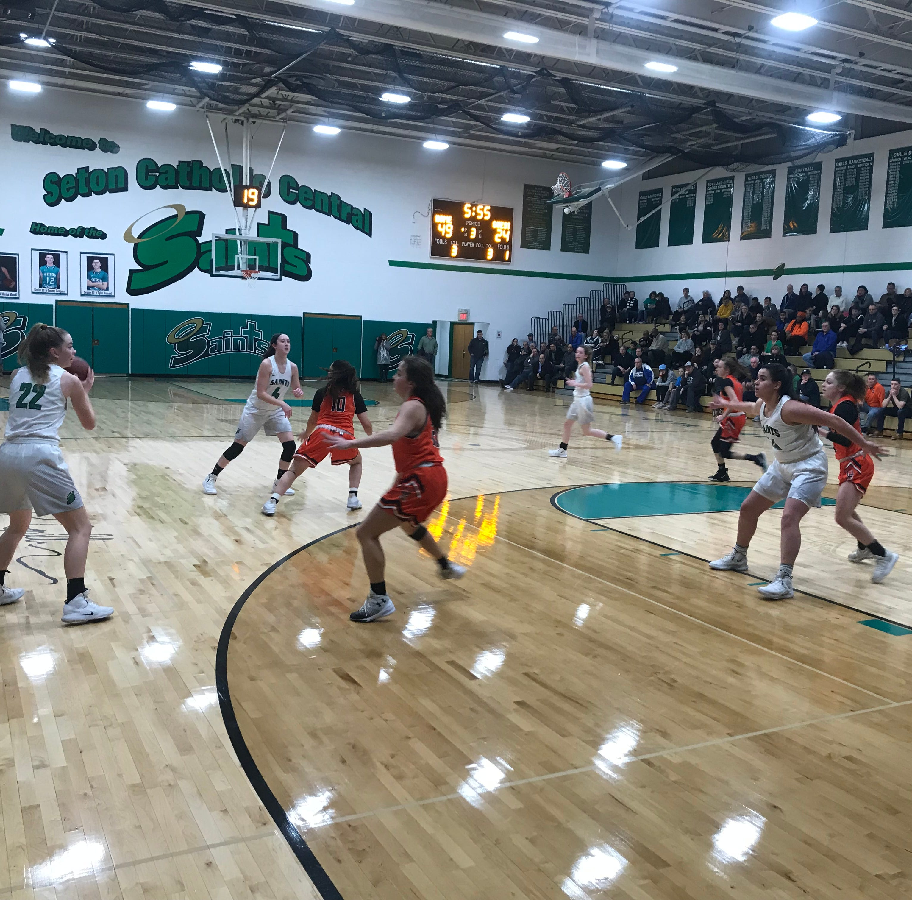 Girls Basketball: It'll be Seton Catholic Central vs. Maine-Endwell in Class A final