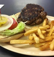 Dixon Diner in Cocoa servers burgers like you would make at home, according to some members of 321 Flavor.