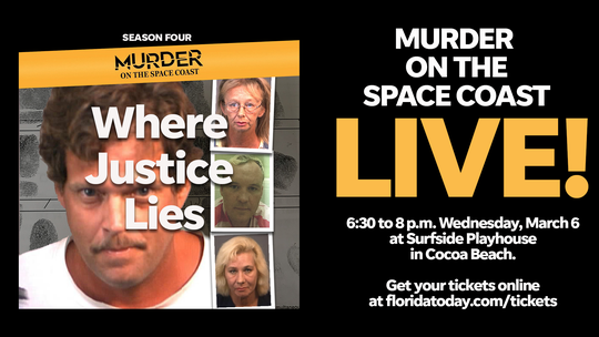 Opioid addiction will be one of the topics covered during Wednesday night's special Murder on the Space Coast podcast LIVE event.