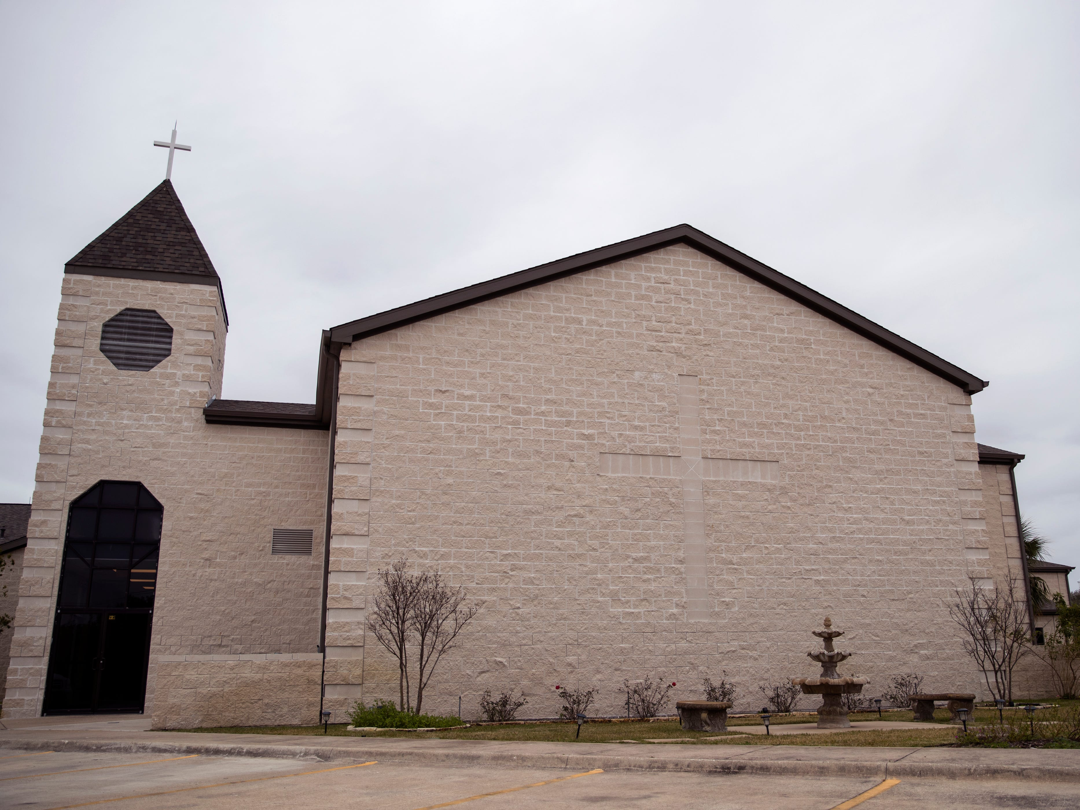 The First Baptist Church had planned for a hurricane, with both insurance and a reserve of $300,000 in a hurricane fund.