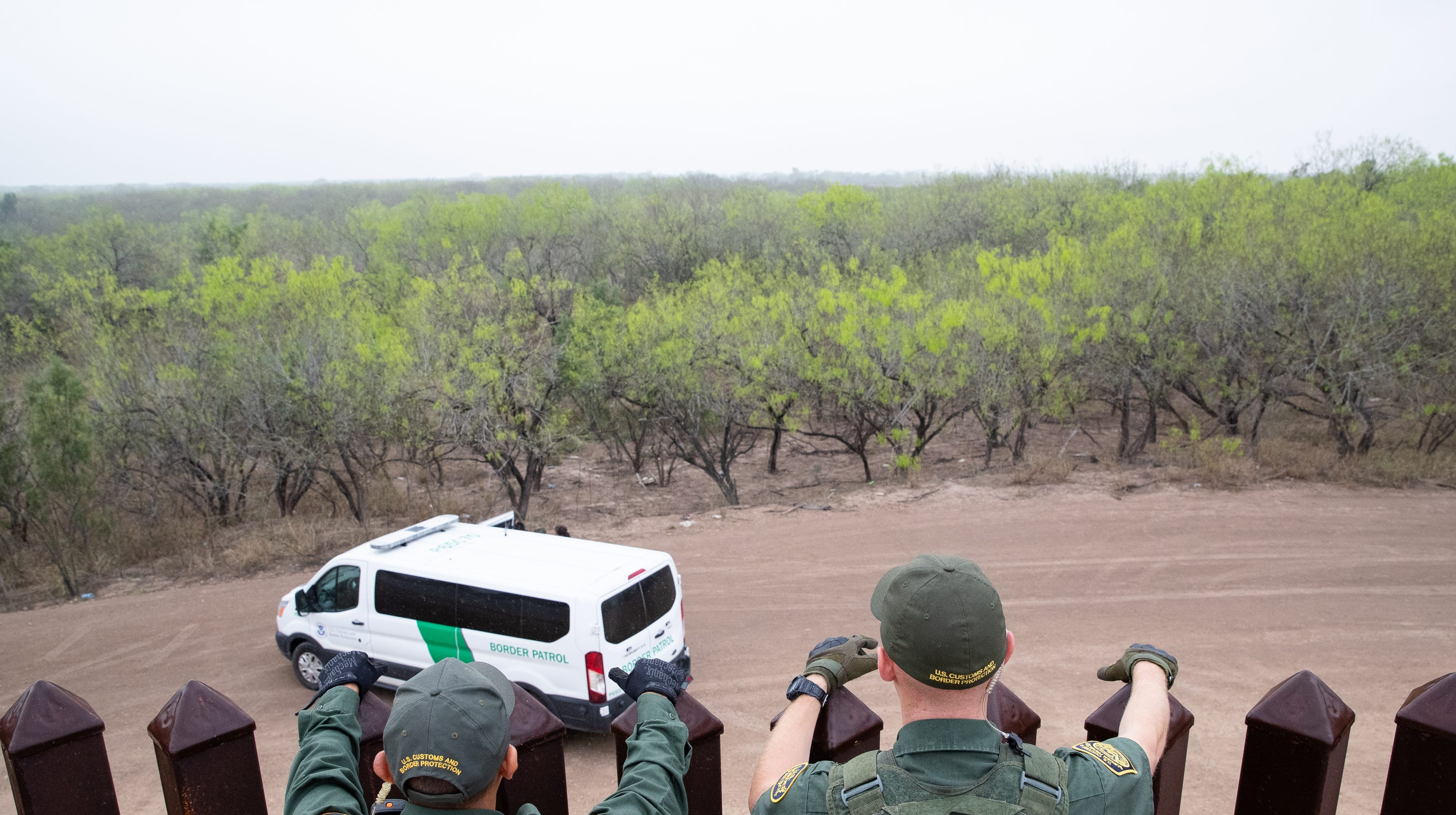 Four more miles of border wall to be constructed in Rio Grande Valley in Texas