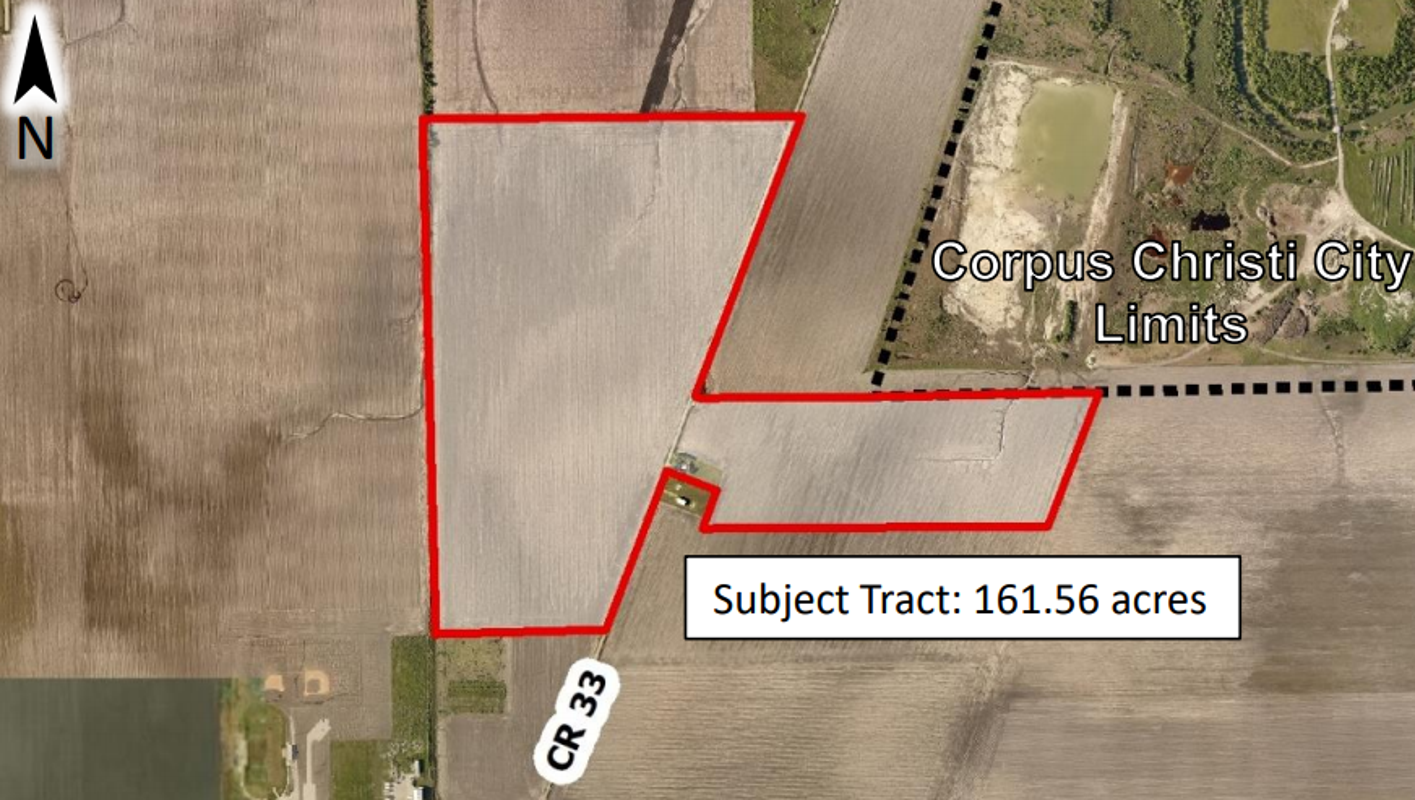City of Corpus Christi looking to annex nearly 162 acres in London area