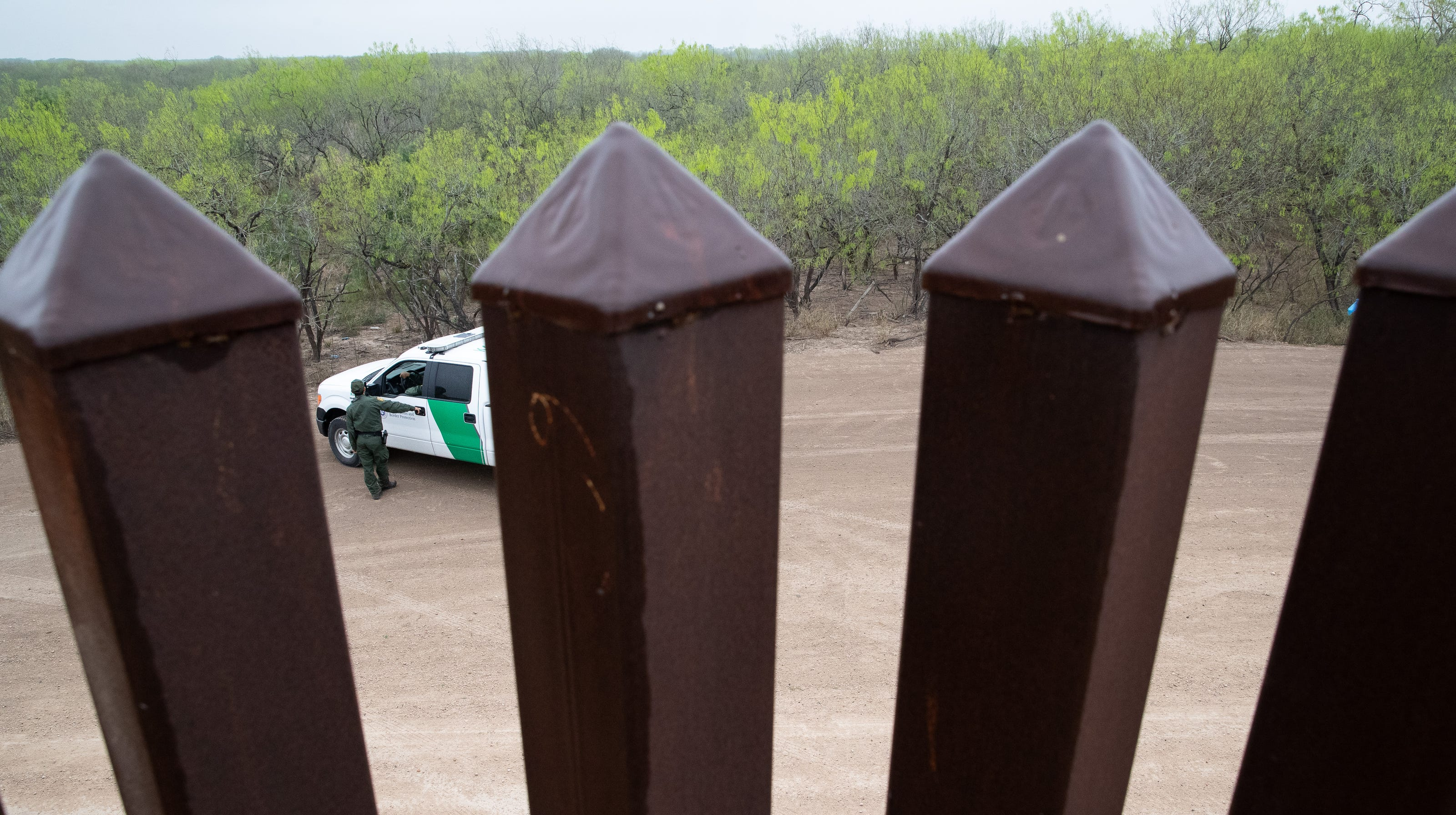 Feds announce $43 million earmarked for three miles of border wall in Texas