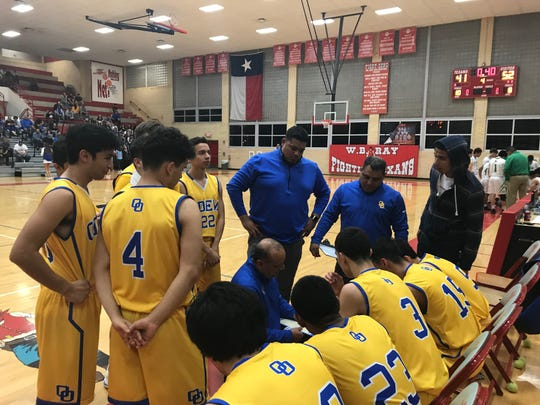 Odem defeated Bishop 55-43.