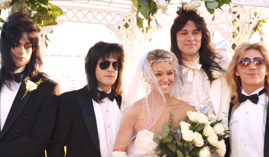 """Corpus Christi native Rebekah Graf will play Heather Locklear in the Netflix biopic """"Mötley Crüe."""" The movie will be available to stream March 22."""