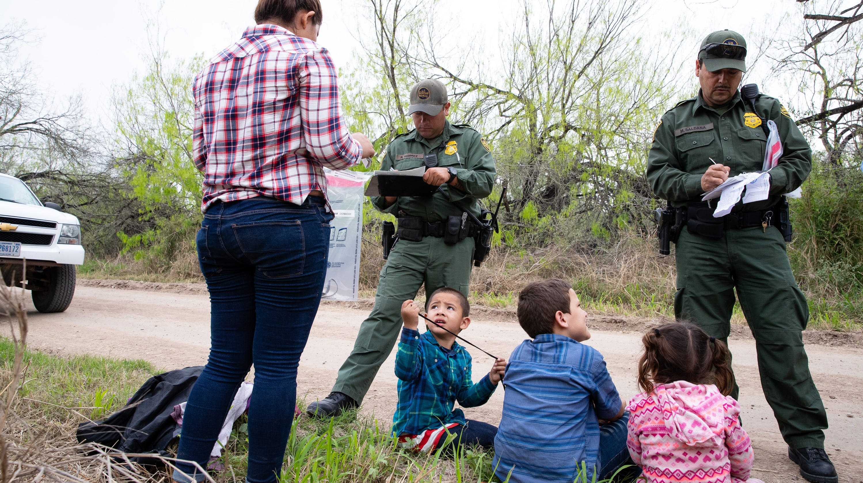 Border Patrol: 300 percent spike in family apprehensions creates 'humanitarian crisis'