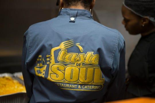 Nancy Miller is chef-owner of a Taste of SOUL in Burlington City.