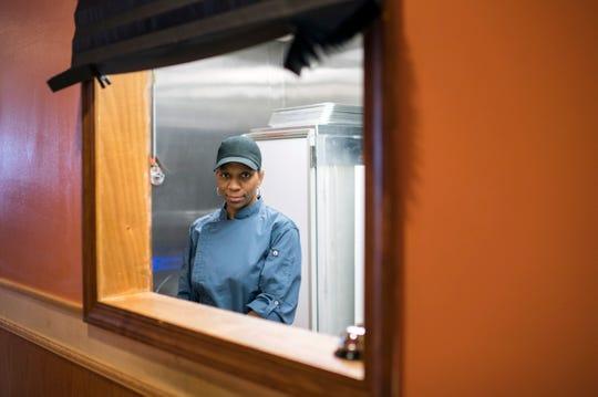 Nancy Miller, chef and owner of Taste of SOUL in Burlington City, N.J. The Pennsauken resident opened her new restaurant in January. She recently closed her popular Ms. Nancy's Place restaurant in Merchantville.