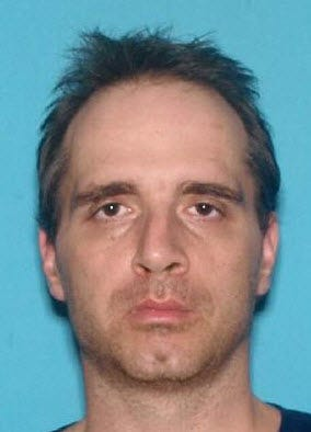 Michael Hebrans is accused masturbating in front a woman and her minor son in Gloucester Township.