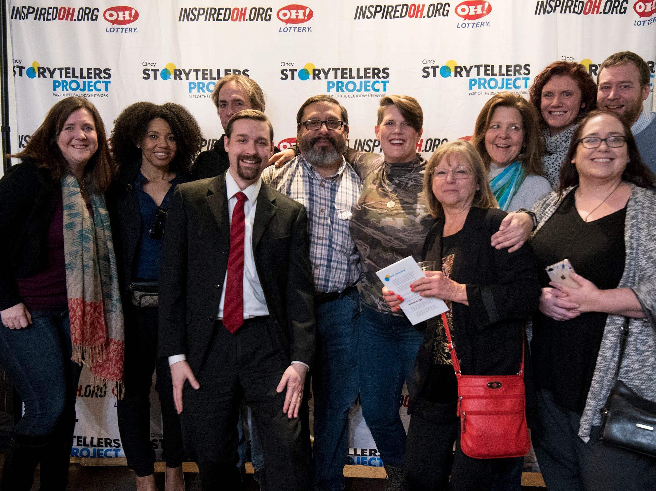Cincinnati Storytellers Project: Five tales of romance