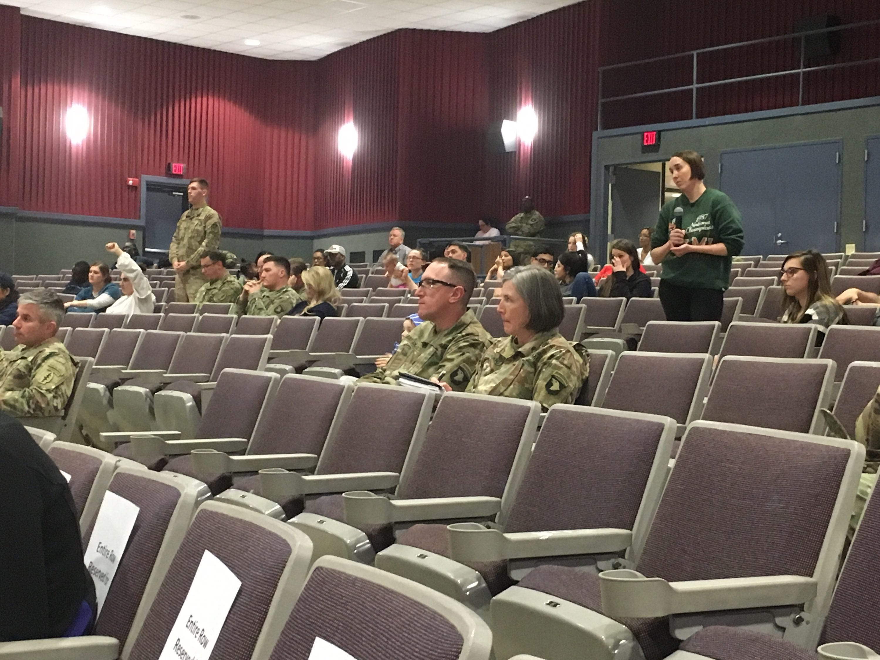 Soldiers and spouses air grievances about the state of Fort Campbell on-post housing