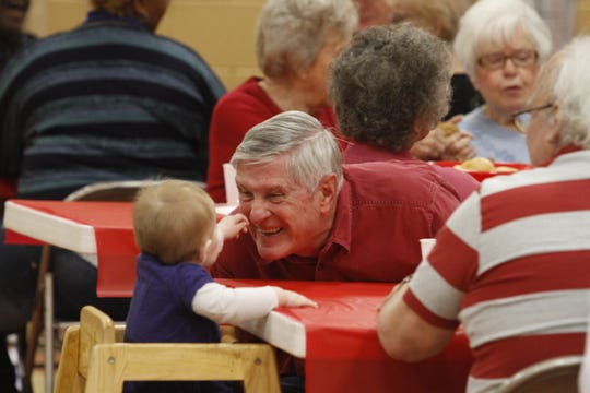 New Providence United Methodist Church was one of eight locations that hosted nearly 1,700 supporters of Empty Bowls 2019.