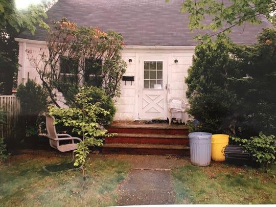 Ellen Elfstrom's home on Lee Street in East Brunswick