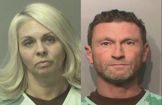Trina Jae Mazza, 47, and Michael Damon Mazza, 49, both of Johnston.