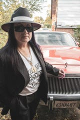 Debbie Sanchez has been part of the lowriders community for the last 24 years. Sanchez is producing a documentary about lowriders and her life in the male-dominated community.