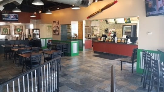 Wingstop, open on Woodward Avenue in Royal Oak, has locations across metro Detroit.