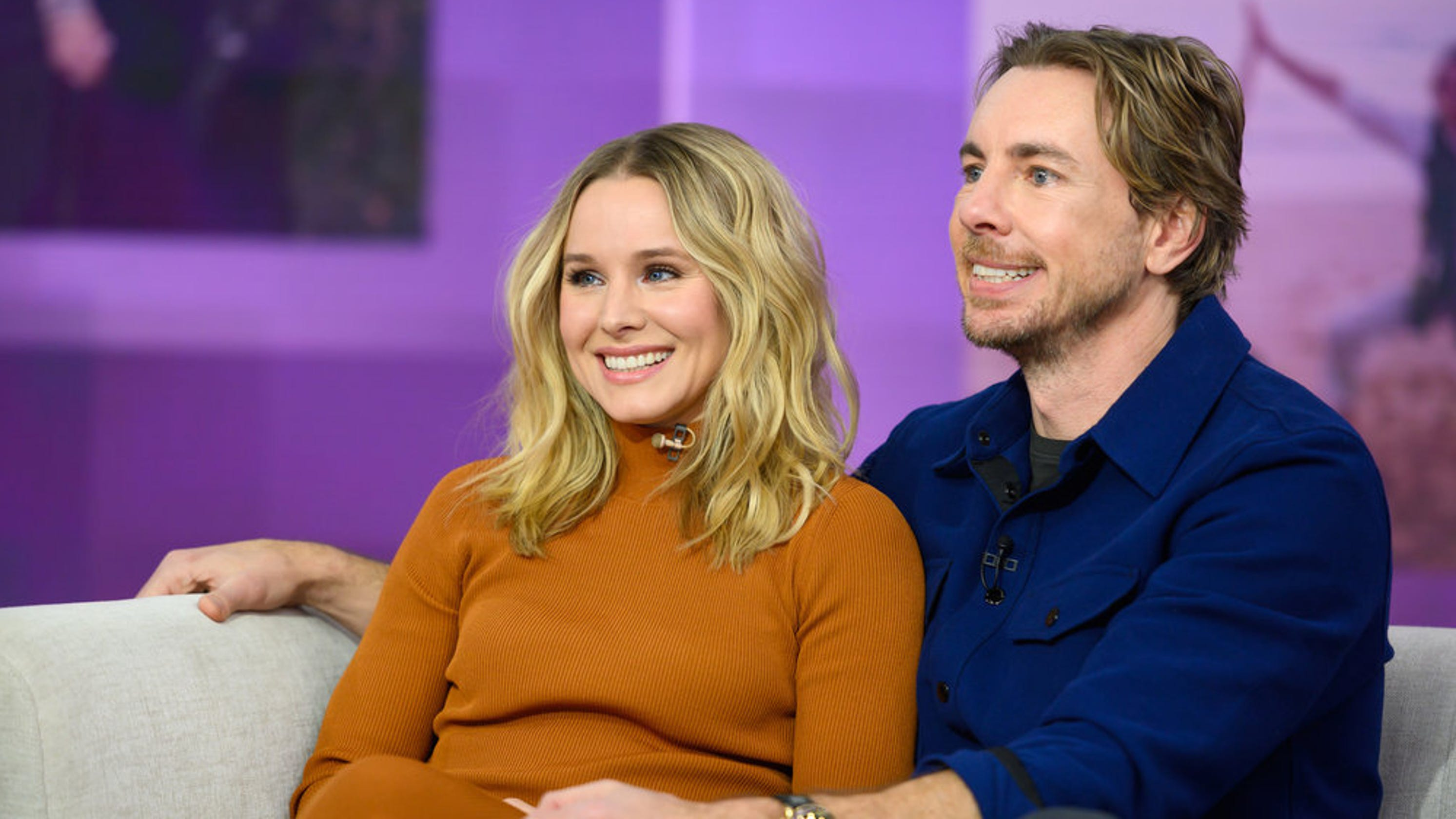 Kristen Bell Dax Shepard Launch Affordable Baby Product Line For