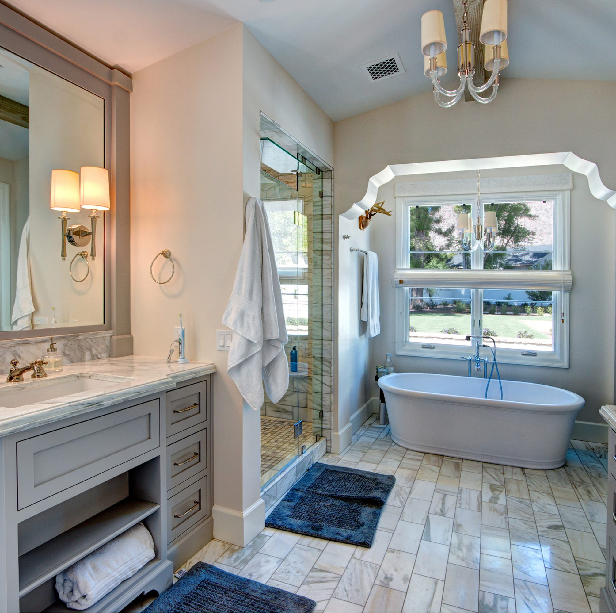 Home Advisor: Bathroom materials -- What to embrace and what to avoid