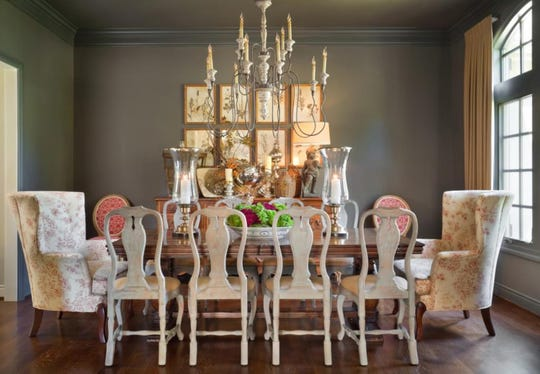 Welcoming new pieces into the home feels a bit like dating and marriage, says Katie Laughridge. (Bob Greenspan)