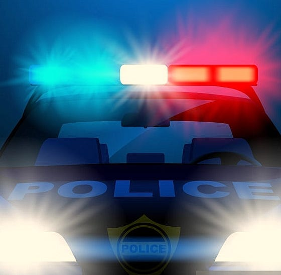 State trooper injured by passing truck at Corning accident scene