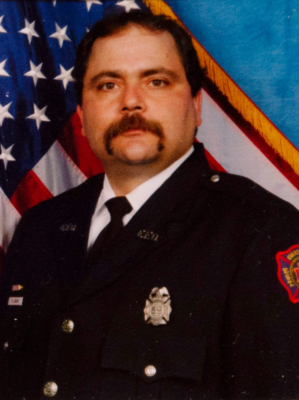 'My brother that I never really had': Firefighter, police officer react to  shooting death