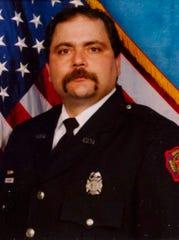 Evansville Firefighter Robert Doerr II