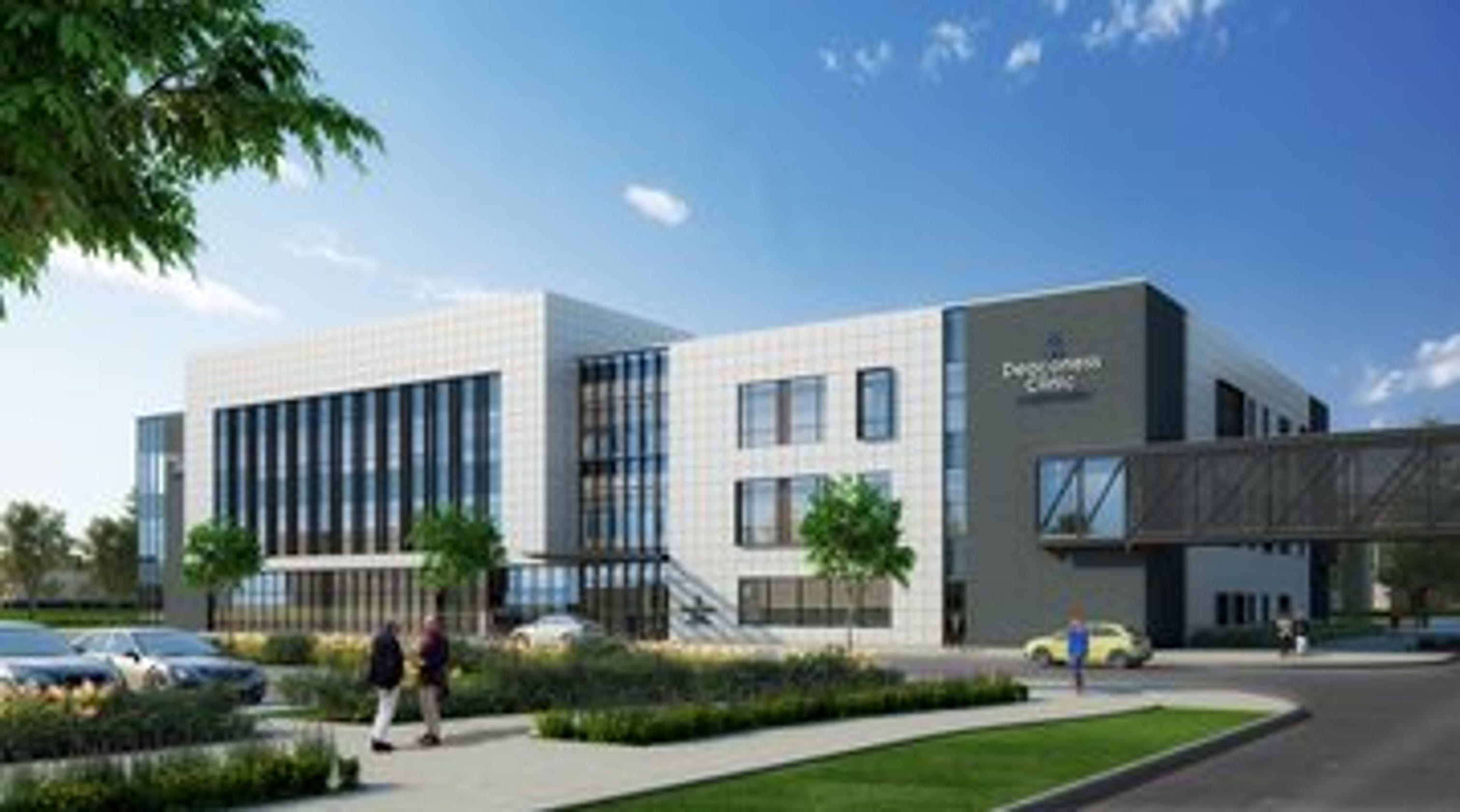 Deaconess Clinic Downtown: 5 things to know about Evansville project